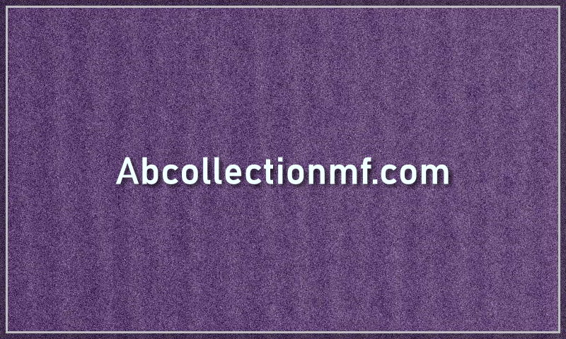 abcollectionmf.com
