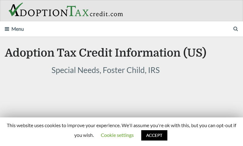 adoptiontaxcredit.com