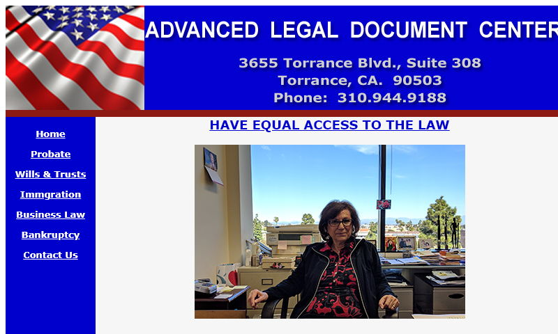advancedlegaldocumentcenter.com