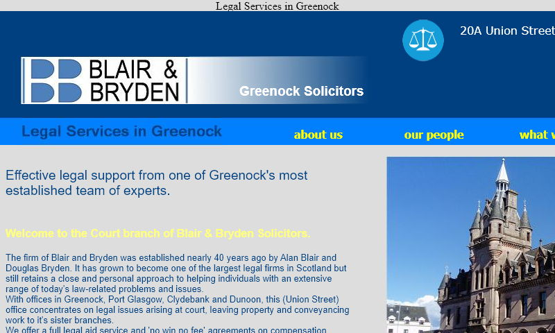 blairandbrydenlegal.co.uk