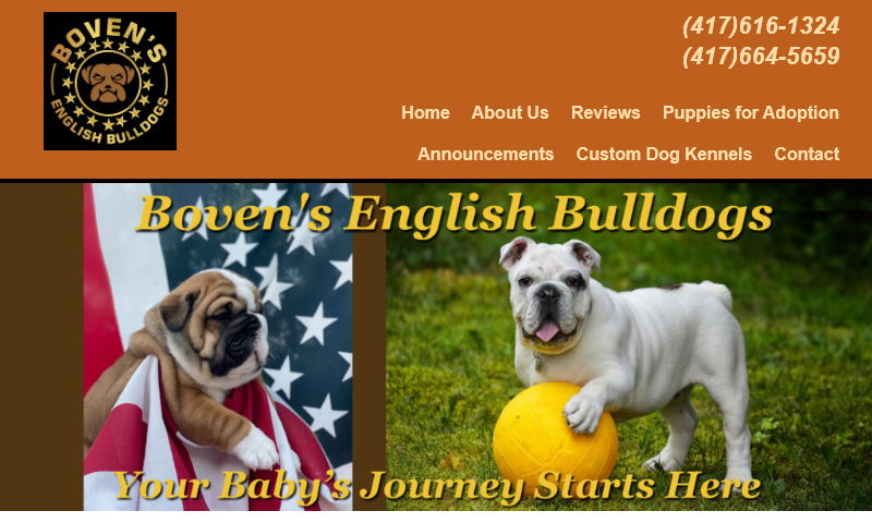 bovenenglishbulldogs.com
