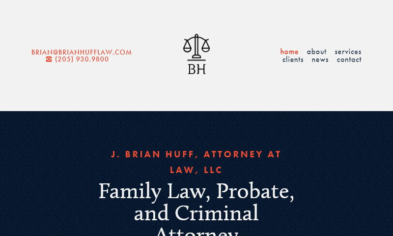brianhufflaw.com