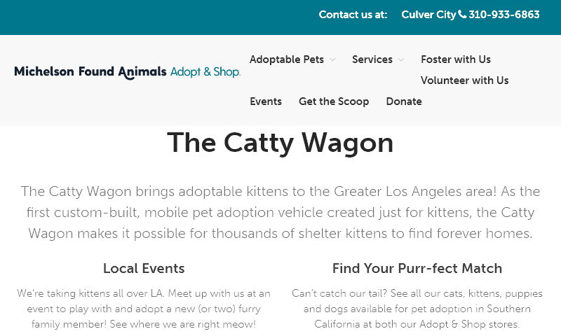 cattywagon.com