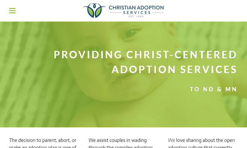 christianadoptionservices.org