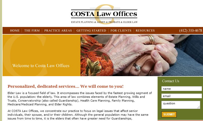 costalawoffices.com