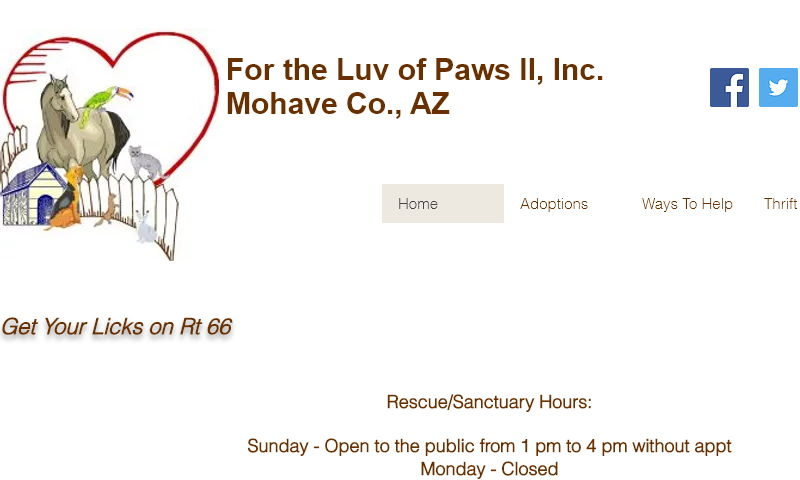 fortheluvofpaws.org