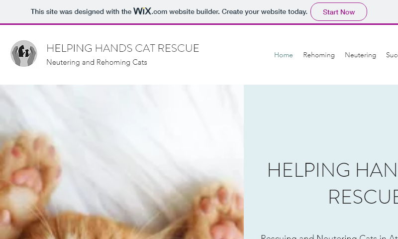 helpinghandscatrescue.co.uk