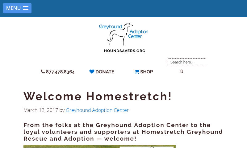 homestretchgreys.org