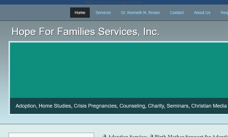 hopeforfamiliesservices.org