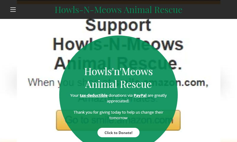 howls-n-meows-animal-rescue.com