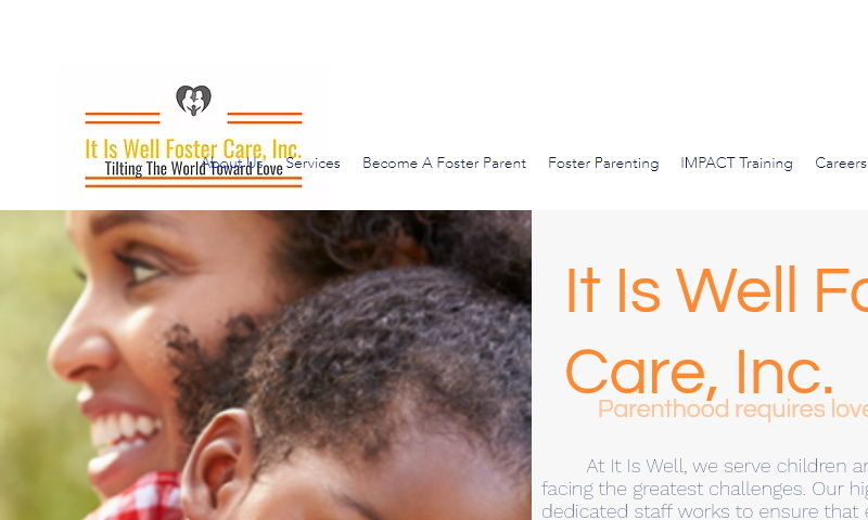 itiswellfostercare.org