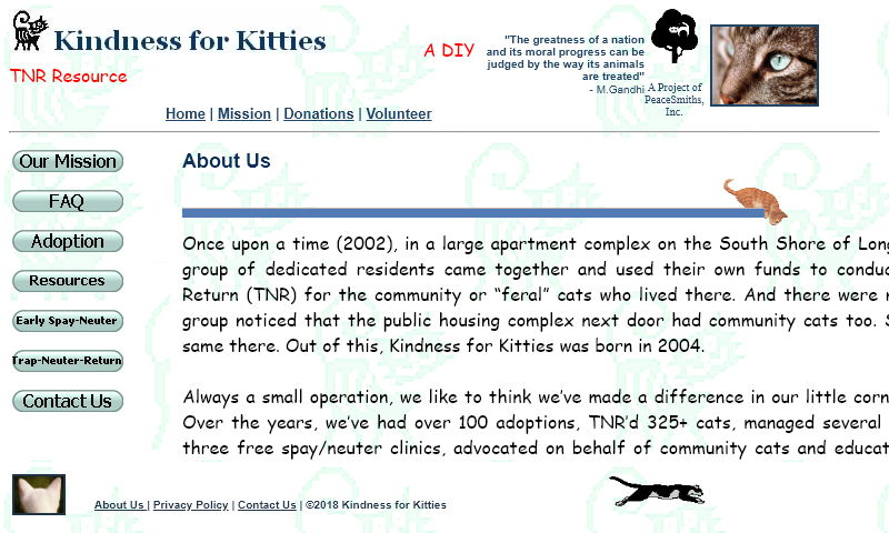 kindnessforkitties.org