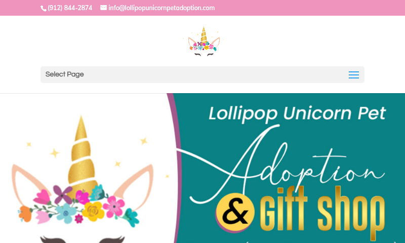 lollipopunicornpetadoption.com