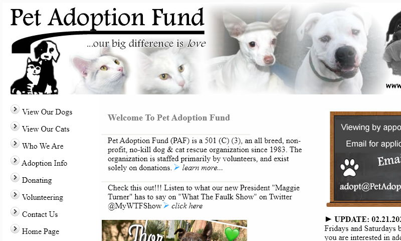 petadoptionfund.com