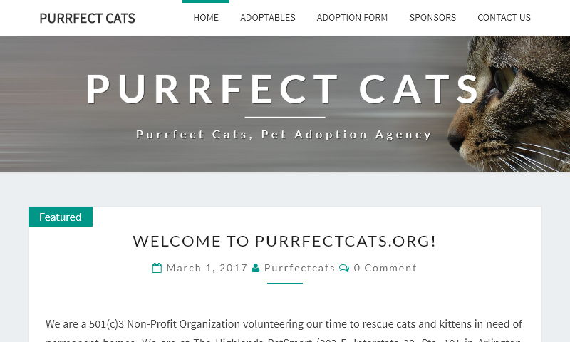 purrfectcats.org