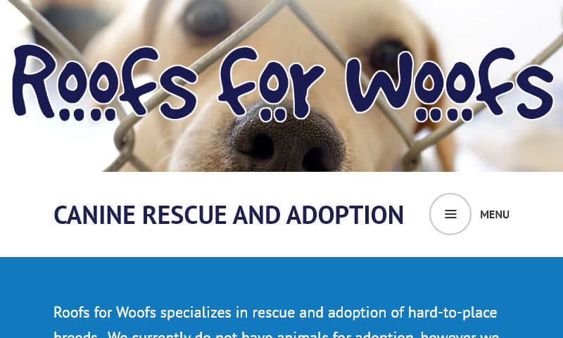 roofsforwoofs.com