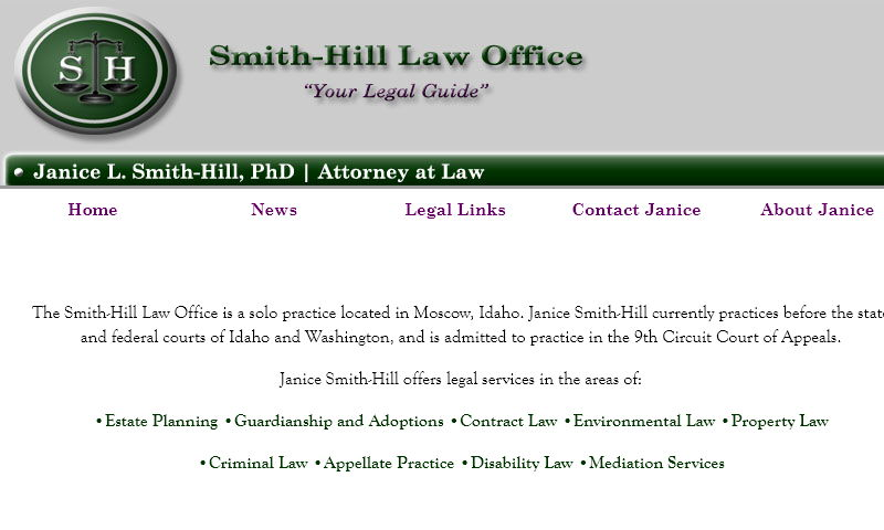smithhilllawoffice.com
