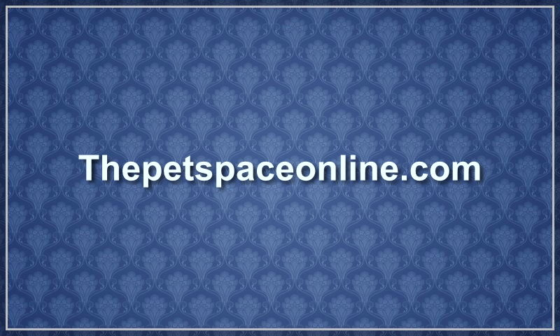 thepetspaceonline.com