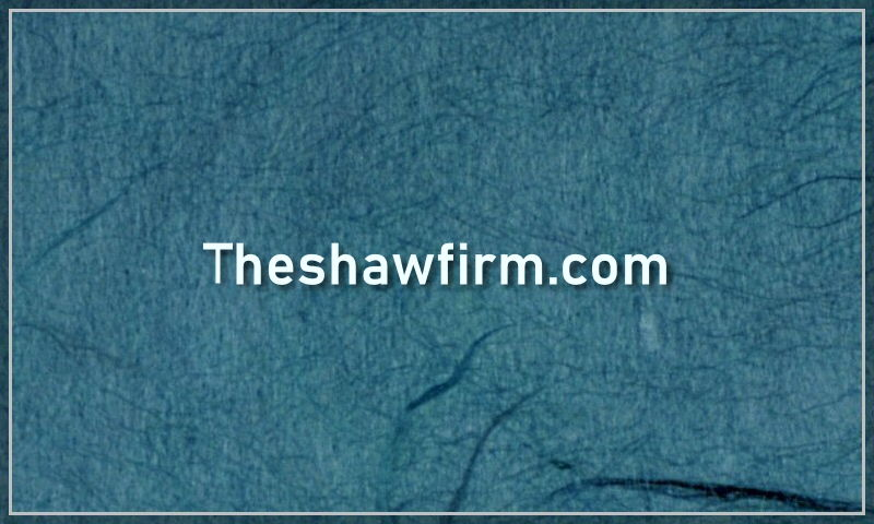 theshawfirm.com