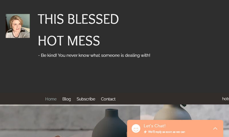 thisblessedhotmess.com