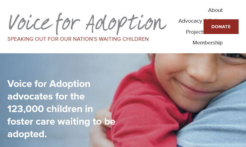 voice-for-adoption.org