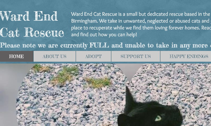 wardendcatrescue.org