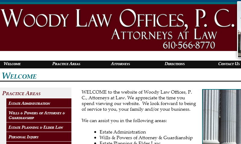 woodylawoffices.com